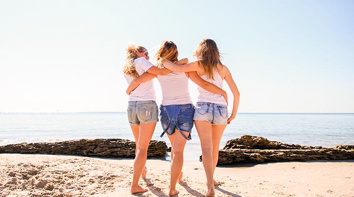 Trois amies